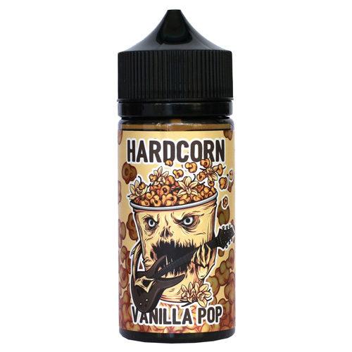 48 1 500x500 - HARDCORN Vanilla Pop 100 ml 3 mg