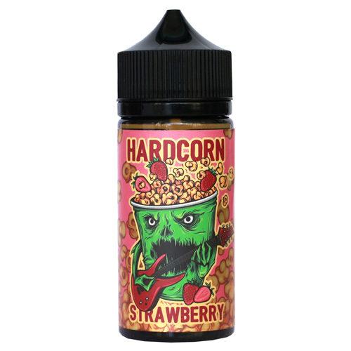 49 1 500x500 - HARDCORN Strawberry 100 ml 3 mg