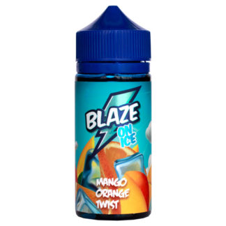 5 4 324x324 - BlAZE ON ICE Mango Orange Twist 100 ml 3 mg