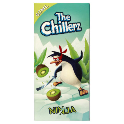 5 416x416 - The Chillerz Ninja 60 ml 3 mg