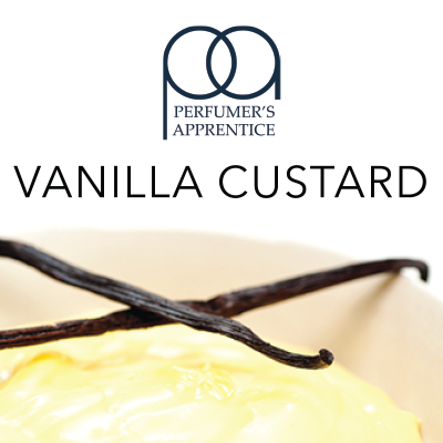 518.400 - TPA 10 ml Vanilla Custard