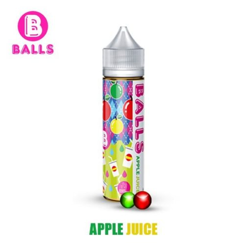 52.750 500x500 - Balls  Apple Juice 57 ml 0 mg