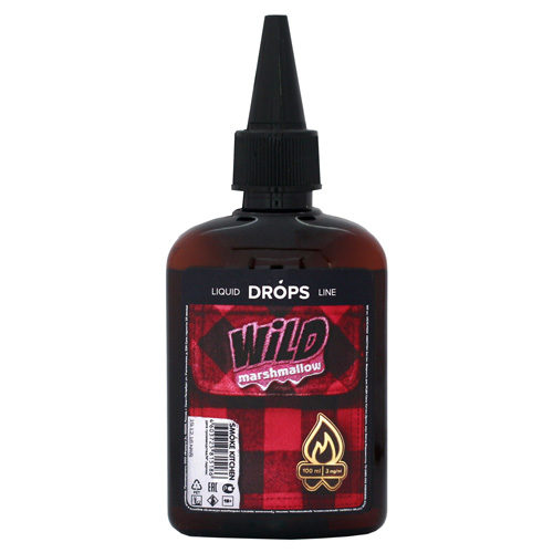 53 1 500x500 - Drops Liquid Wild Marshmallow 100 ml 3 mg
