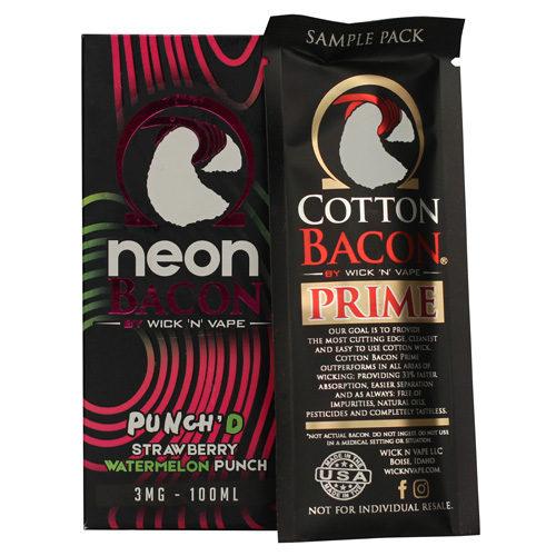 61 500x500 - Neon Bacon  Punch D 100 ml 3 mg