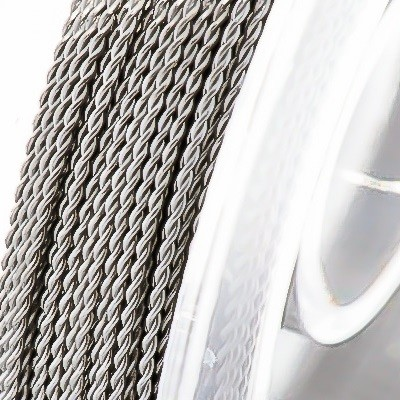 635 1 1563 large Kanthal Resistance Wire Twisted - Проволока Kanthal косичка 0,32 мм, 1 м
