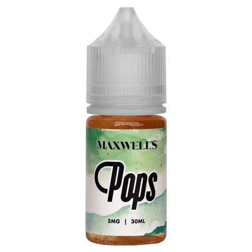 64 1 500x500 - Maxwells Pops 30 ml 3 mg
