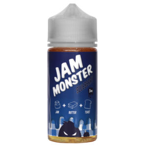65 300x300 - Jam Monster Blueberry 100 ml 3 mg