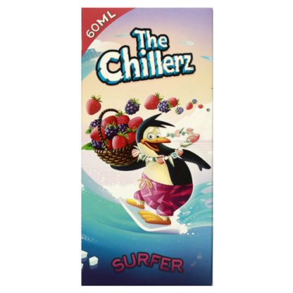 7 1 416x416 - The Chillerz Surfer 60 ml 3 mg
