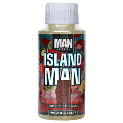 74 500x500 - ONE HIT WONDER  Island Man 100 ml 3 mg