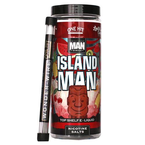 76 500x500 - ONE HIT WONDER  Island Man 100 ml 3 mg
