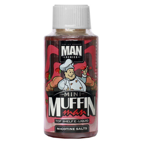 77 500x500 - ONE HIT WONDER  Muffin Man Mini 100 ml 3 mg