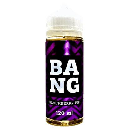 818.970 416x416 - BANG Blackberry pie 120 ml 3 mg