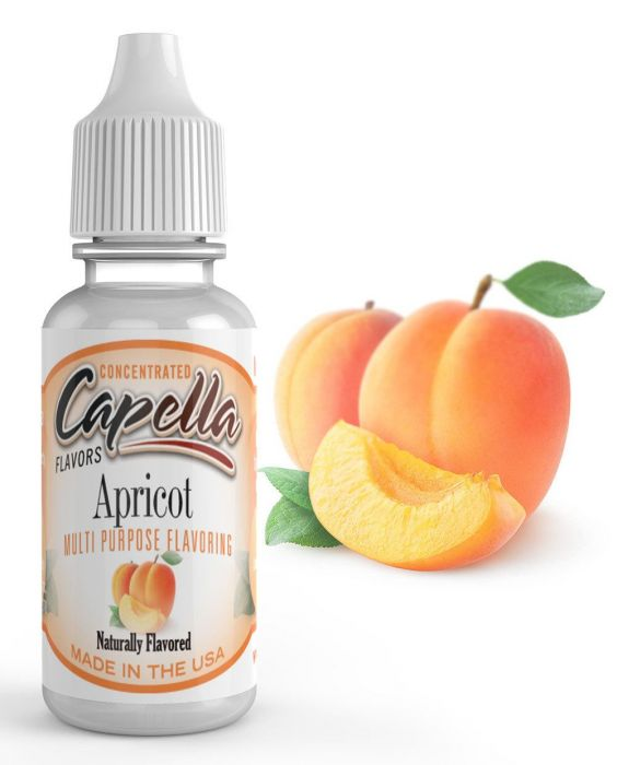 Apricot 1000x1241  20305.1433036805.1280.1280.jpgc 2 - Capella Apricot 13 ml