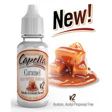 Bez nazvaniya 10 - Capella Caramel  V2 13 ml