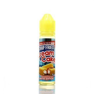 Cream Cake 1 324x324 - Drip Fried Cream Cake 60 ml 3 mg