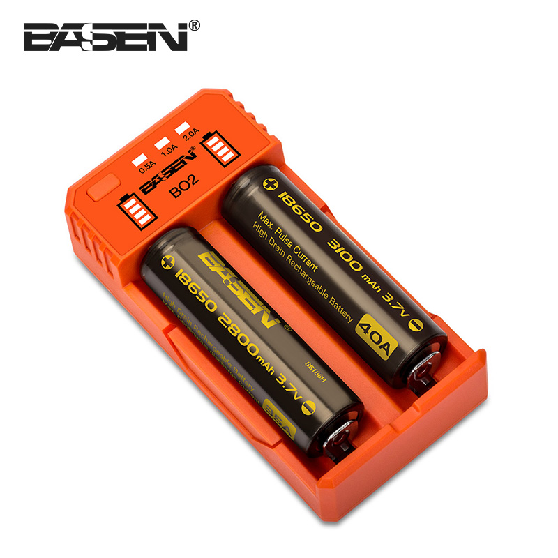 Factory price BASEN BO2 dual slots automatic - Basen BO2 красный