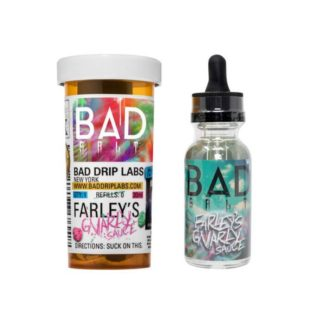 Farley s Gnarly Sauce by Bad Drip Nicotine Salt eJuice 1024x1024 324x324 - Bad Drip Salts Farleys Gnarly 30 ml 25 mg