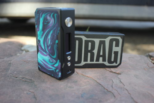 IMG 8260 500x333 - VOOPOO DRAG 157W TURQUOISE