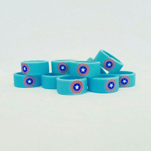 Jy0xbihALww 500x499 - Vapeband Супергерои - Голубой