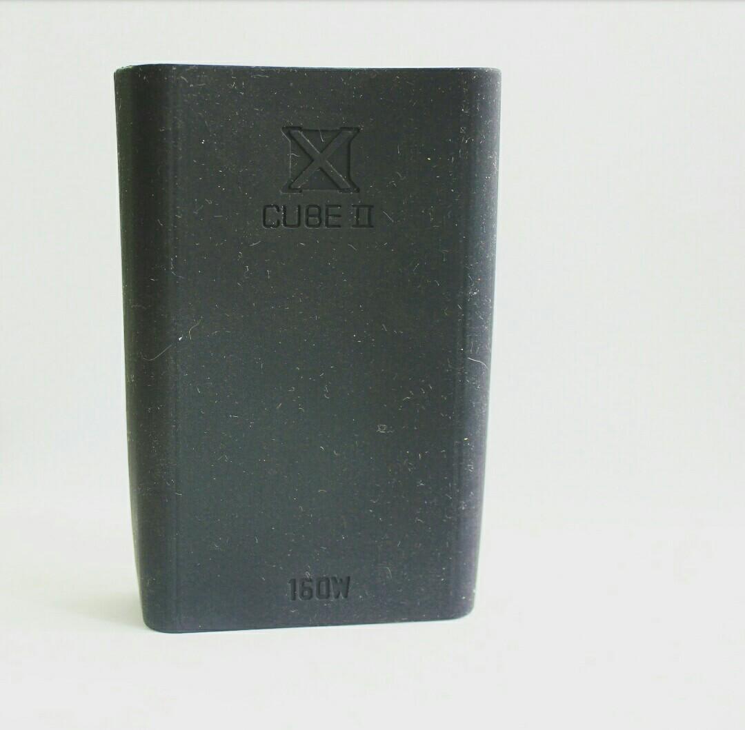 XUyCbXvKjec - Силиконовый чехол SMOK X CUBE II - Чёрный