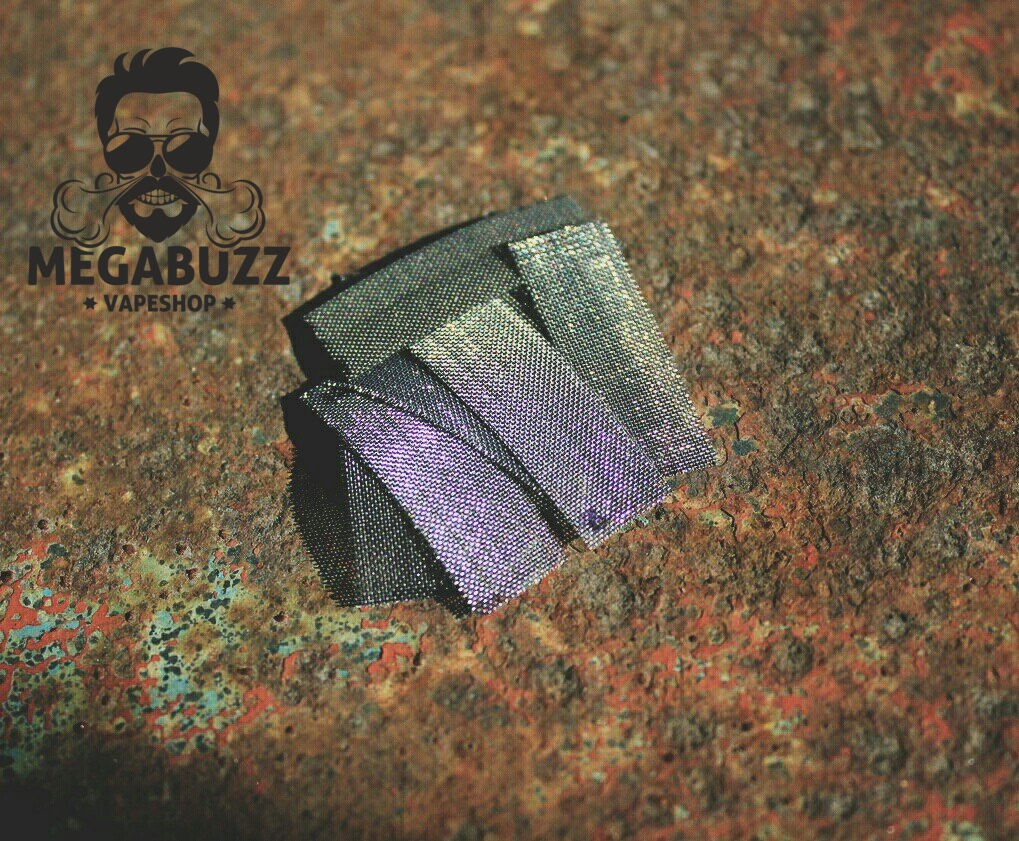 ZyBYjuxOi0U - Сетка Vandy Vape Mesh KA1 0.28 ом (10 шт)