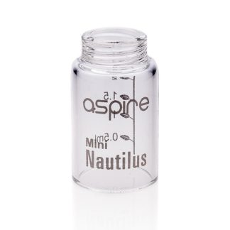 aspire mini nautilus glass 2ml replacement tank 3 324x324 - Aspire Nautilus mini - сменное стекло
