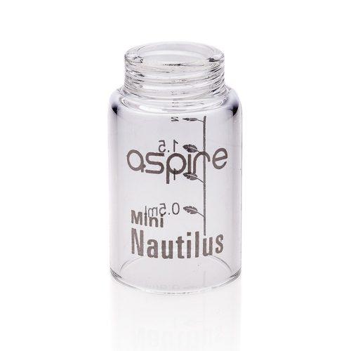 aspire mini nautilus glass 2ml replacement tank 3 500x500 - Aspire Nautilus mini - сменное стекло