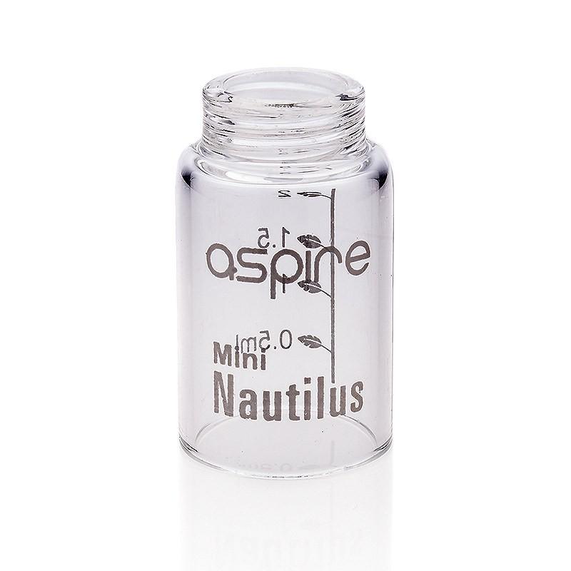 aspire mini nautilus glass 2ml replacement tank 3 - Aspire Nautilus mini - сменное стекло