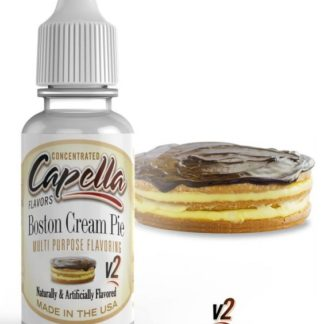 bostoncreampie v2 1000x1241 2017 324x324 - Capella Boston Cream Pie V2  13 ml