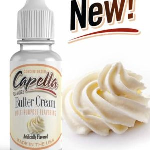 buttcream  71395.1439418668.515.640 300x300 - Capella Butter cream  13 мл