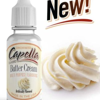 buttcream  71395.1439418668.515.640 324x324 - Capella Butter cream  13 ml