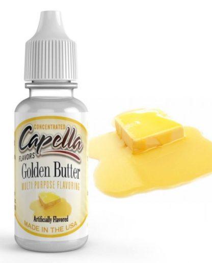 buttergolden 1000x1241 416x516 - Capella Golden Butter 13 ml