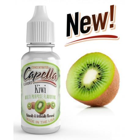capella vanilla whipped cream - Capella Kiwi 13 ml