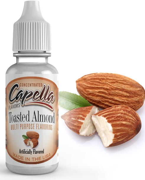 capella toasted almond zharenyj mindal 13 ml - Силиконовый чехол для Eleaf iStick TC 40W - Синий