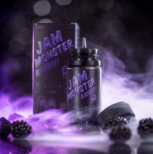 d8fd6b092db5c308f9498e738747f207 497x500 - Jam Monster Blackberry 100 мл 3 мг