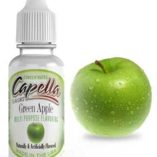 green apple 324x324 - Capella Green Apple 13 ml