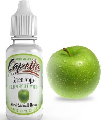 green apple - Capella Green Apple 13 ml