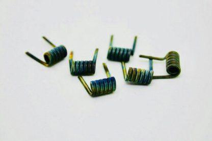 hYEh5X iTPE 416x278 - Готовая спираль Alien clapton Плата фехраль-нихром 0,13 Ом ручной работы
