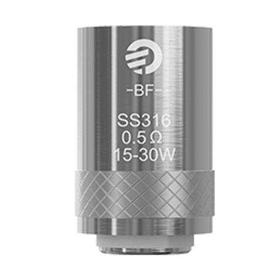 icon 550x550 - eGo AIO. Cubis, Cuboid Mini SS316-0.5om - сменный испаритель