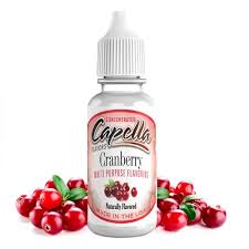 images 1 1 1 - Capella Cranberry 13 ml