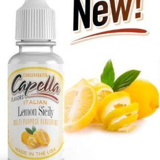 italian lemon sicily 324x324 - Capella Italian Lemon Sicily 13 ml