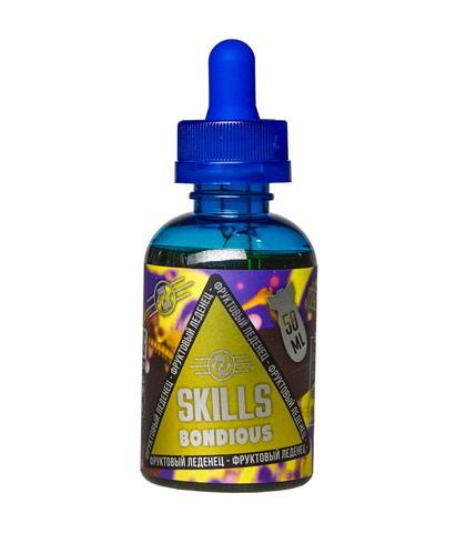 large     2 1 - SKILLS Bondious 60 ml 3 mg