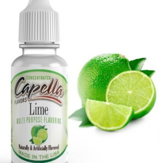 lime 1000x1241 324x324 - Capella Espresso 13 ml