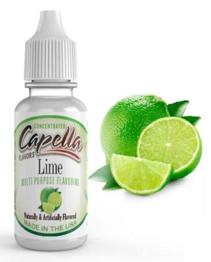 lime 1000x1241 416x516 - Capella Lime 13 ml