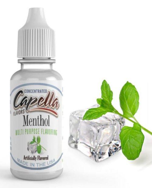 menthol 1000x1241 1 500x621 - Capella Menthol 13 ml