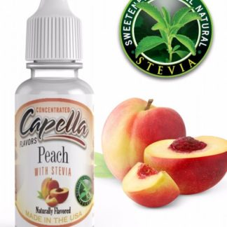 peach stevia 2017 1000x1241 03 1 324x324 - Capella Peach w/Stevia 13 ml