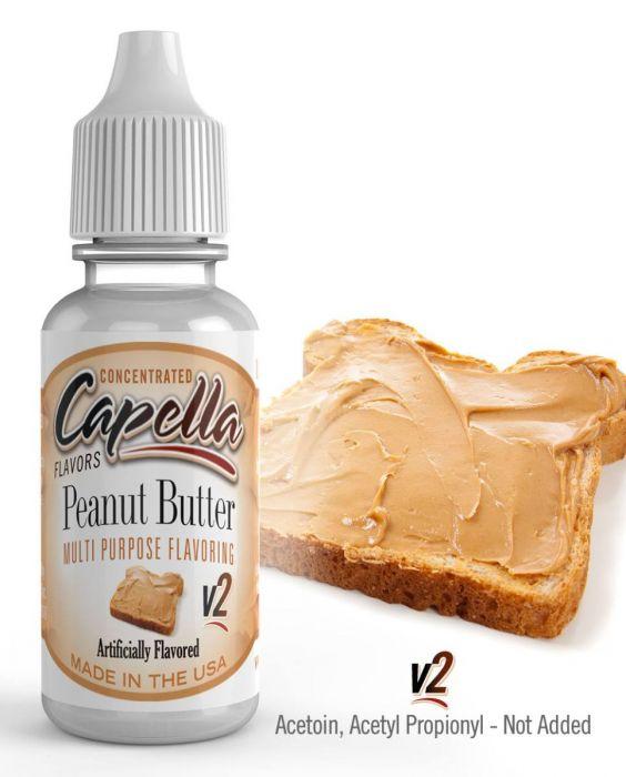 peanutbutter v2 1000x1241 2017 - Capella Peanut Butter V2 13 ml