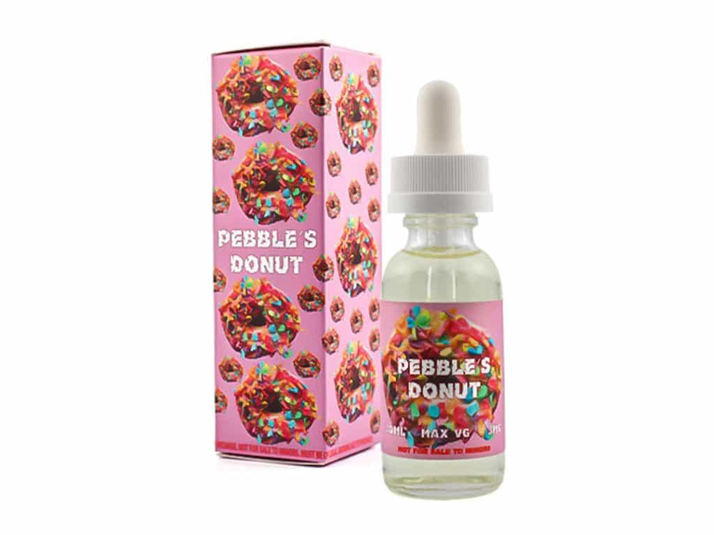 "pebbles donuts - Donuts E-Juce ""Pebles Donuts"" 30 ml 3 mg"