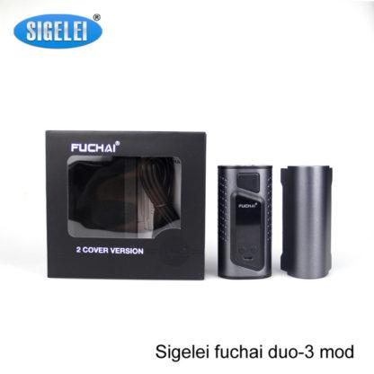 sigelei fuchai Duo 3 mod 175 fuchai Duo 3 TC mod OLED.jpg 640x640 416x416 - Sigelei Fuchai Duo -3 255W TC