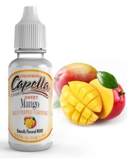 sweetmango 1000x1241 416x516 - Capella Sweet Mango 13 ml